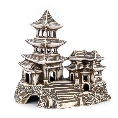 Ozdoba doakwarium, zamek - pałac chiński