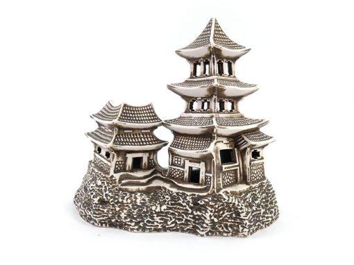 Ozdoba do akwarium, zamek - pałac chiński